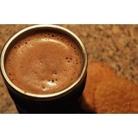 Согреваем заказы чашкой какао)