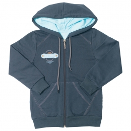 Куртка KR-12-18 СКЕЙТ, двухнитка с начесом - 100% хлопок ГАББИ-ОСЕНЬ