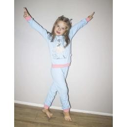 Пижама Robinzone Балерина Голубая