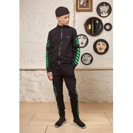 Спортивный костюм Овен Альфа-2 Черный