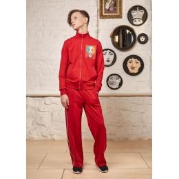 Спортивный костюм Овен Грегор-4 Красный