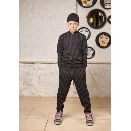 Джемпер Овен Омикрон-3 Черный