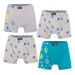 Детские трусы-шорты для мальчика SHM-20-8 упаковка 4 шт. (*цена за шт.)