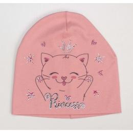 Шапка Кито Принцесса Розовая