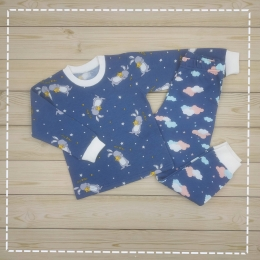 Пижама Кена Теплая Синий