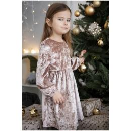 Платье Robinzone Мрамор Розовое
