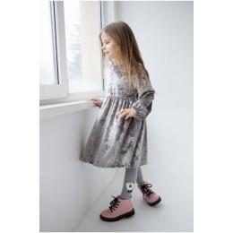 Платье Robinzone Мрамор Серое