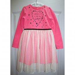 Платье Robinzone Праздничное Розовое