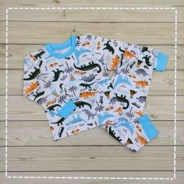 Пижама детская на мальчика,  полотно - кулир,  хлопок 100%