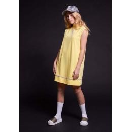 Платье Овен Гиффа-2 Желтое