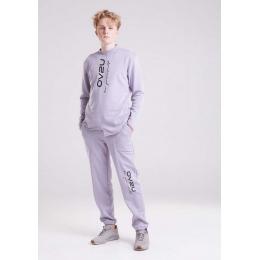 Спортивный костюм Овен Грей-4 Лилово-серый