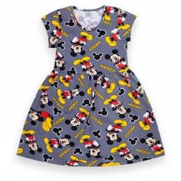 Платье  Габби Микки Серый