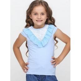 Блуза короткий рукав Vidoli