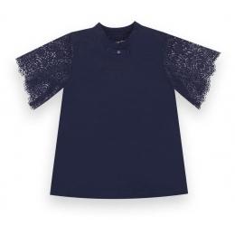 Блуза Габби Ассоль Синяя