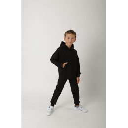 Спортивный костюм Кена Черный-3