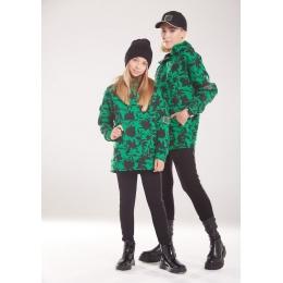 Худи Овен Антия-4 Зеленый