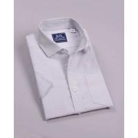 Рубашка Bogi классическая Светло-серая